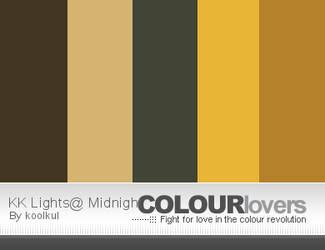 KK Lights at Midnight by KOOLKUL