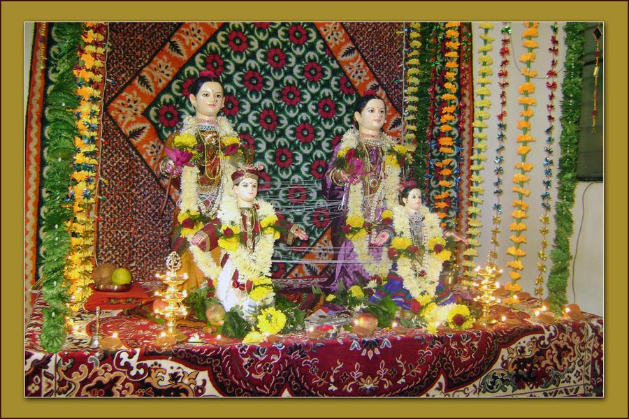 Mahalaxmi Puja 2012 by KOOLKUL