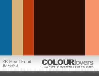 KK Heart Food by KOOLKUL