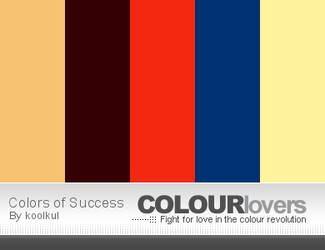 Colors of Success by KOOLKUL