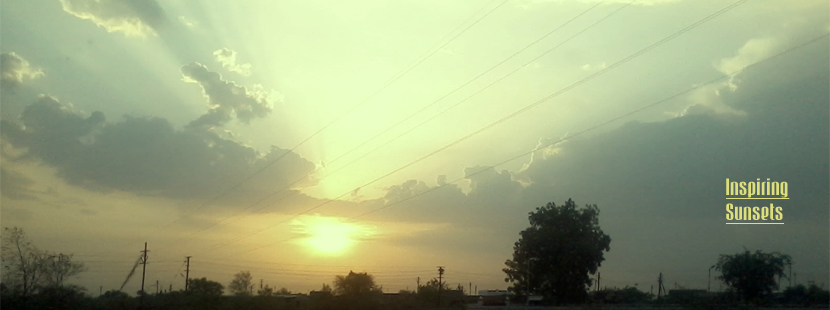 Inspiring Sunsets by KOOLKUL