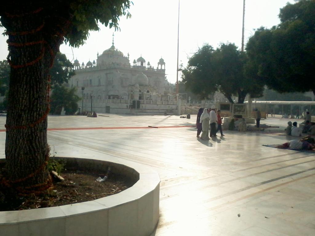 Gurudwara at Nanded by KOOLKUL