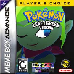 Pokemon Leafy Green Version by KingpinOfMemes