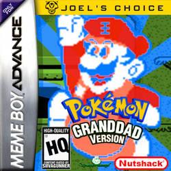 Pokemon: Grand Dad Version by KingpinOfMemes