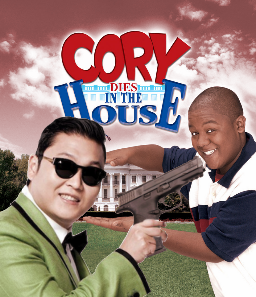 Cory Dies In The House
