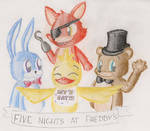 Welcome to Freddy's!