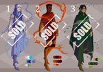 Elemental mage adoptables Auction (CLOSED)
