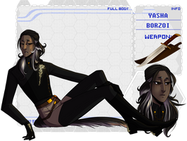 AW: Yasha by Mrakobulka