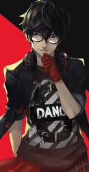 Persona 5 Dancing Star Night - Akira Kurusu
