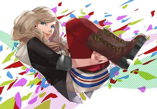 Persona 5 - Ann Takamaki