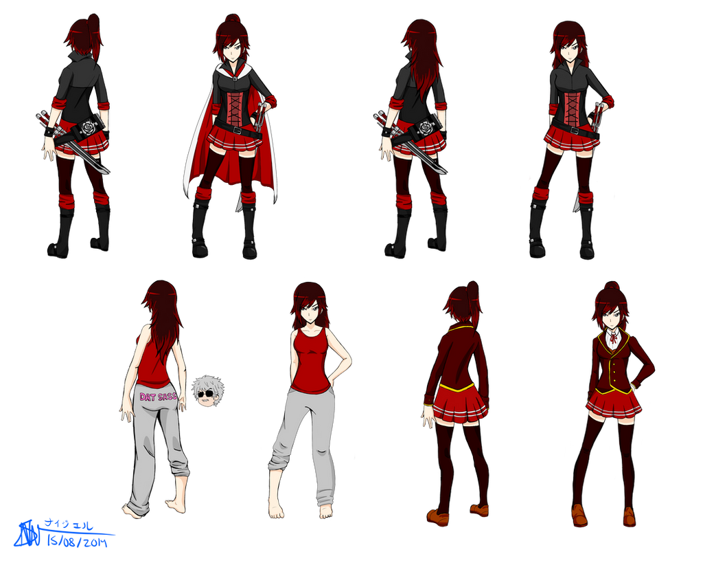Team Recommendation: Team STRQ: A Game Using The Unofficial RWBY RPG