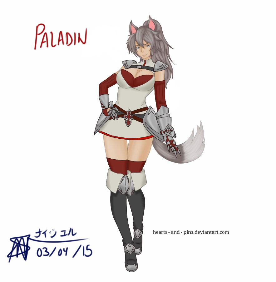 Paladin - Auburn Contest Submission by NaijMizuho