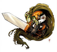 Frog -Chrono Trigger-