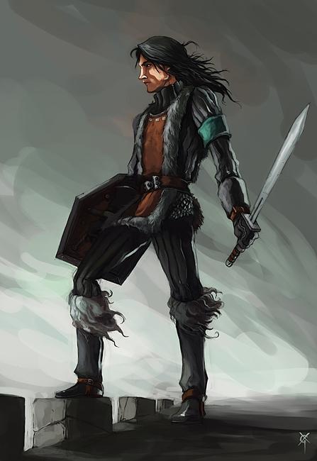 Jon Snow by TheRagingSpaniard