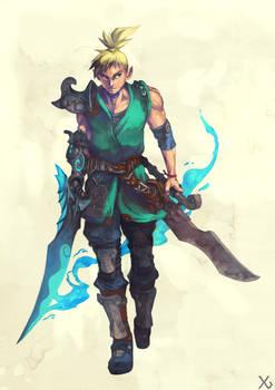 Lost Rogue Hero