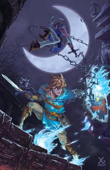 Smash Ultimate: Link VS Richter
