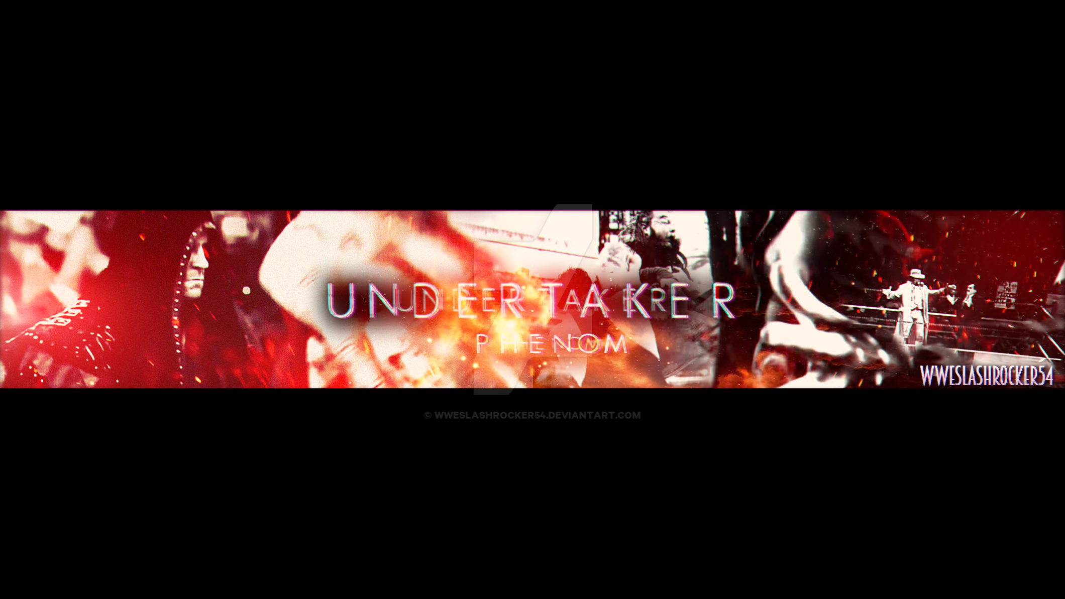 The Undertaker Banner By Wweslashrocker54 On Deviantart