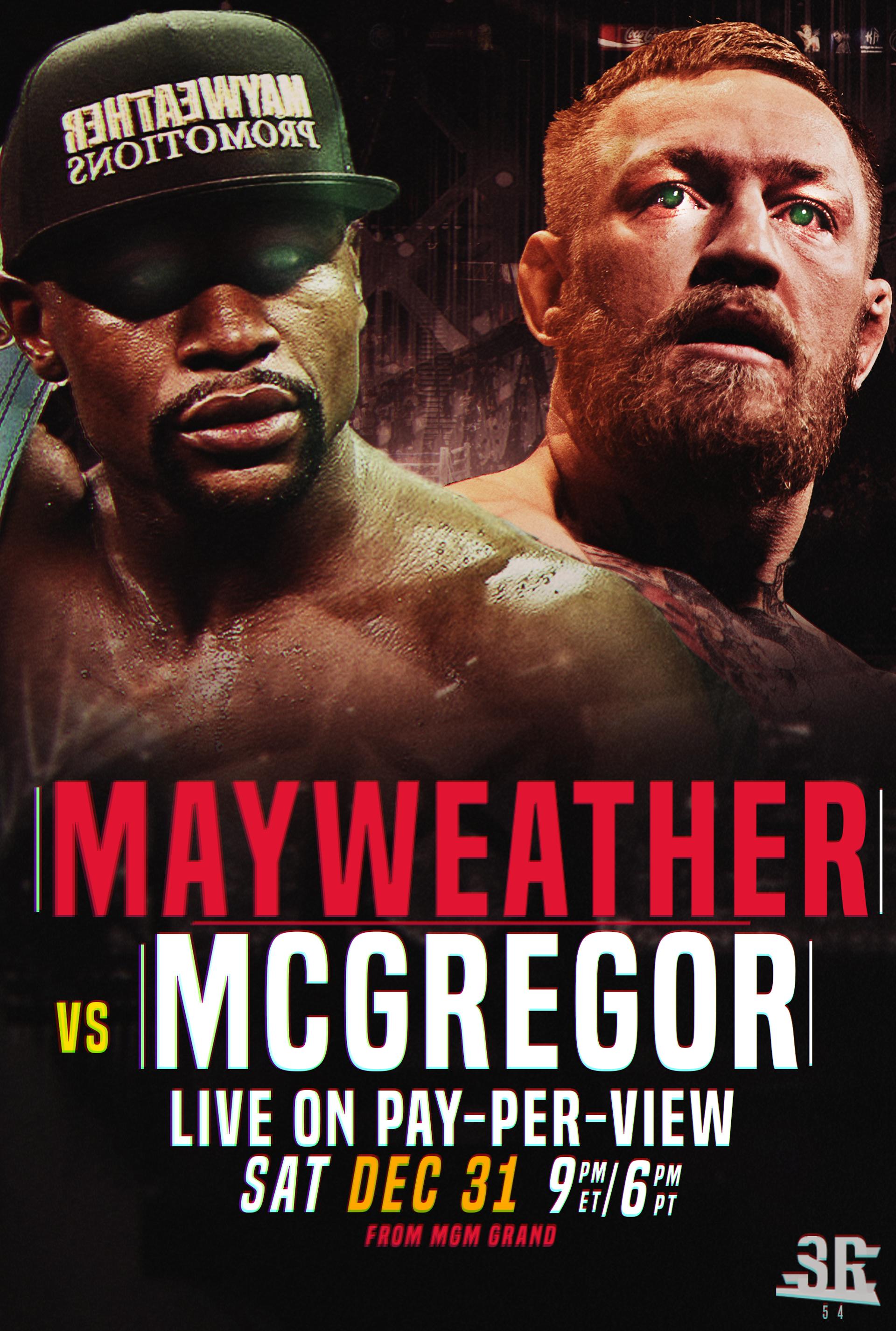 conor mcgregor vs floyd mayweather uhr