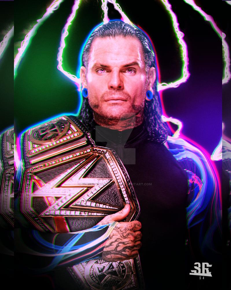 8593d0f8 Jeff Hardy WWE Champion Wallpaper by WWESlashrocker54 on DeviantArt