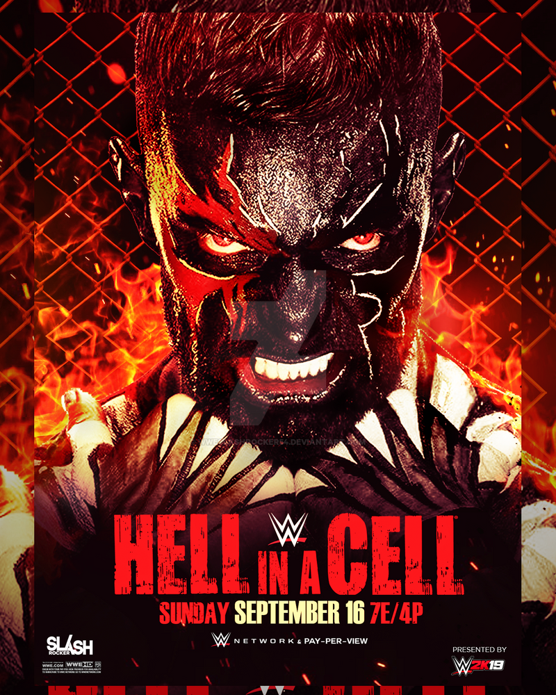 WWE Hell In a Cell September 16th 2018 Full Show thumbnail