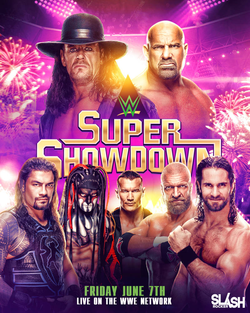 WWE Super ShowDown 2019 PPV WEBRip 480p x264 900MB