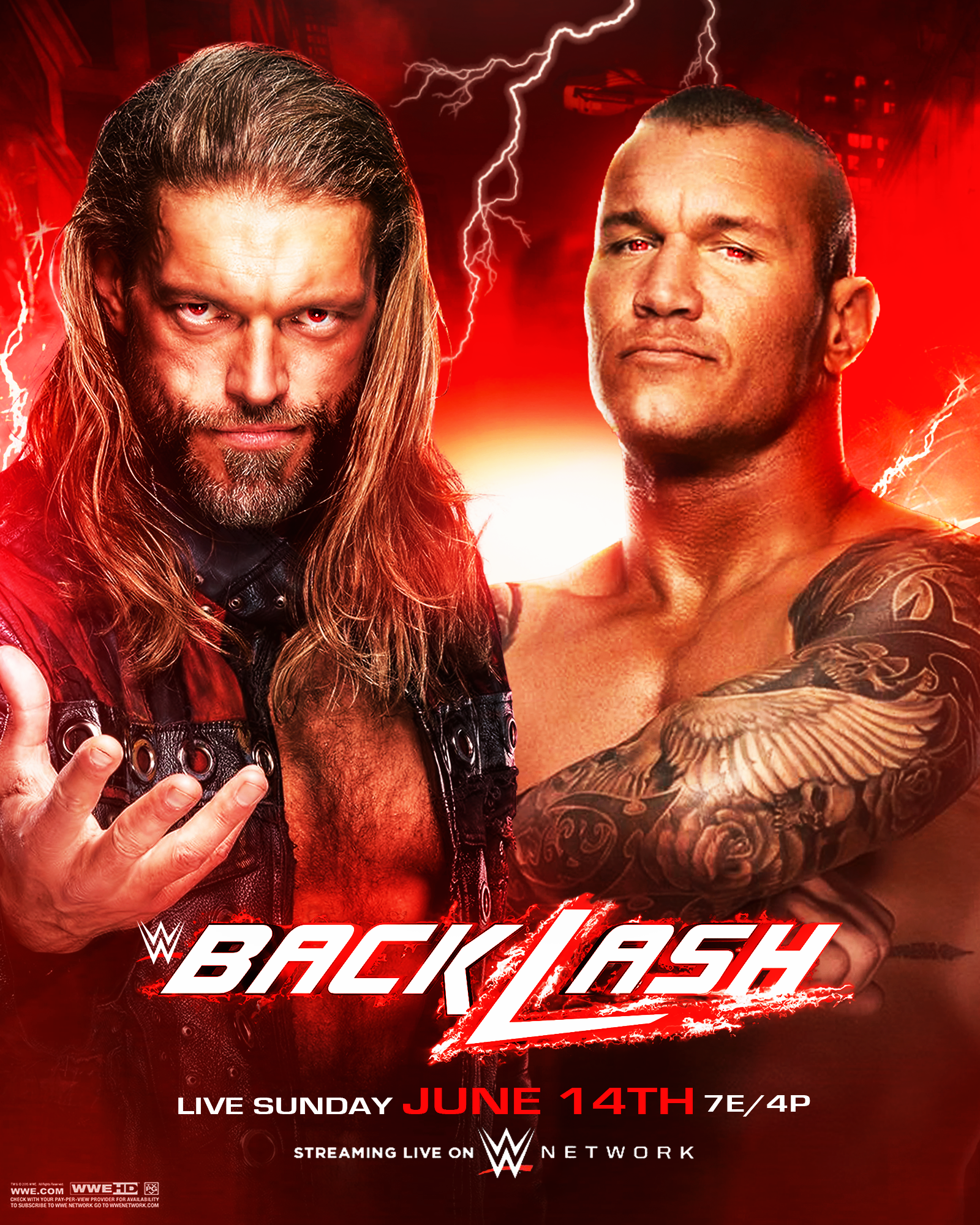 WWE Backlash 2020 Poster by WWESlashrocker54 on DeviantArt
