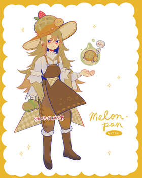 Melonpan Witch Adopt (closed)