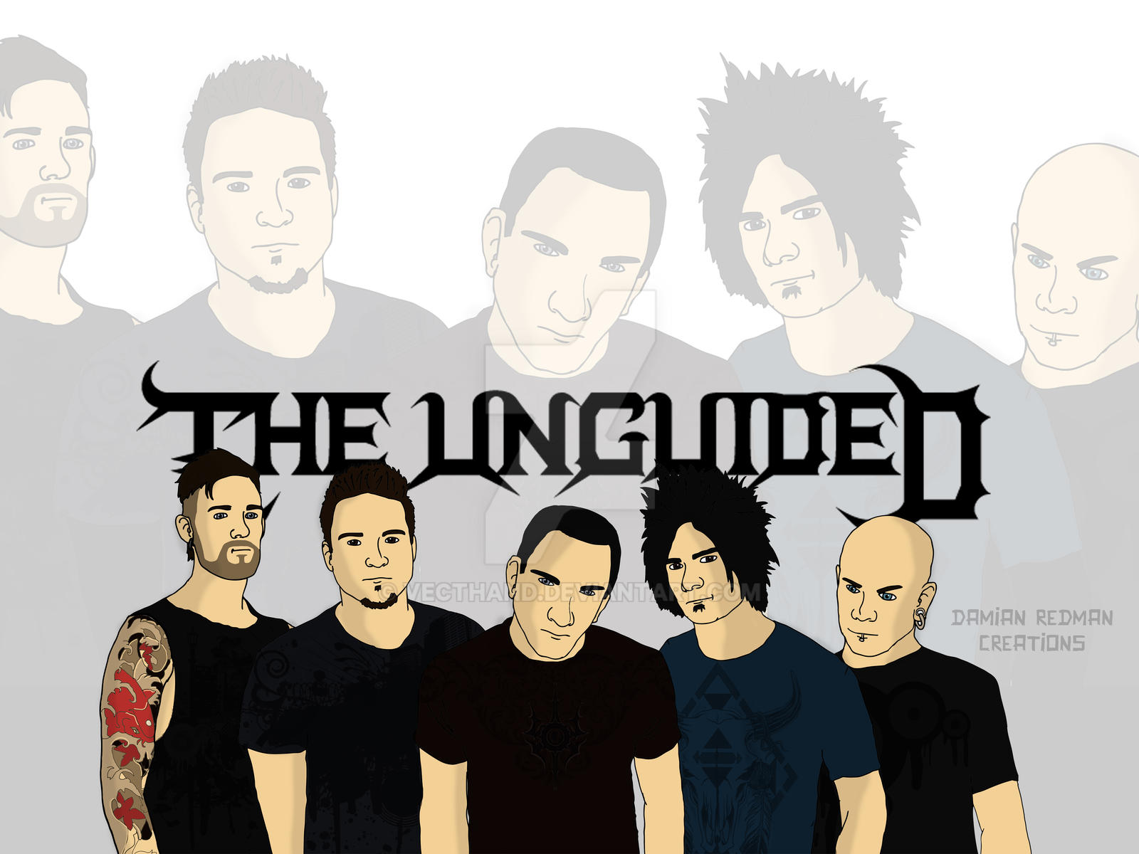 The Unguided - 5 part Invazion by Vecthand