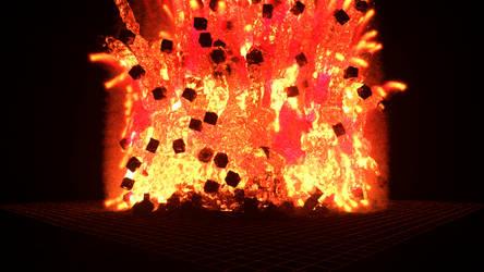 Pyroclastic