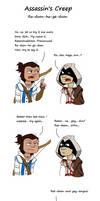 Assassin's Creep - Ra-doon-ha-ge-doon