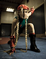 cammy cosplay by aratkrision