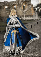 Fate Stay Night Saber by aratkrision