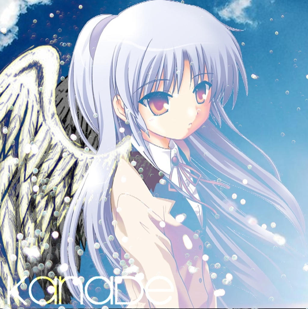 Free Kanade Icon~ by VioletTheHedgehogg