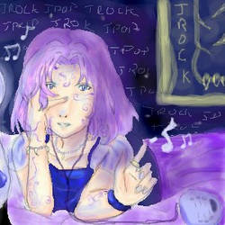 Jrock Girl by Orfos