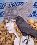 Valkyrie's Stare by NatashaHutton