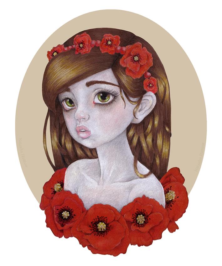Poppy by NatashaHutton