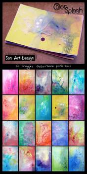 Color Splash - Texture Pack