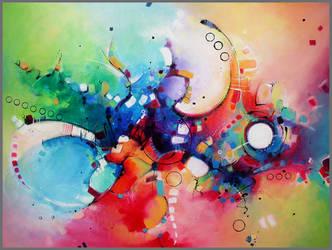 Joy of Color by San-T