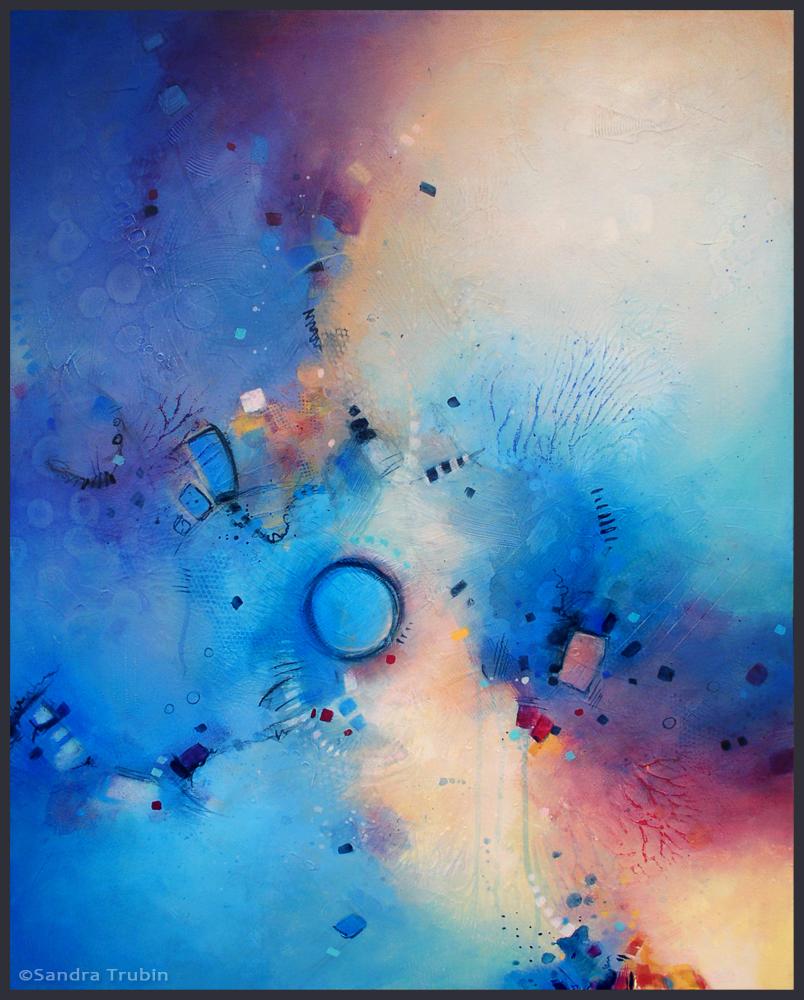 Blue Dawn by San-T