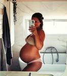 pregnant girl 39