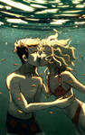 Just Another Underwater Kiss
