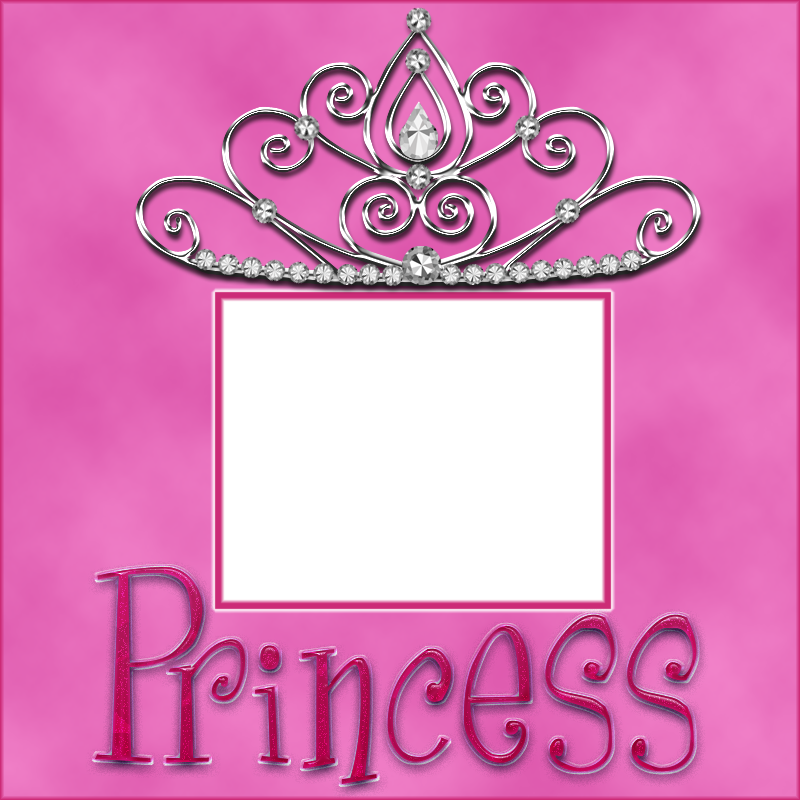 Princess Picture Frame by krazybabe135 on DeviantArt