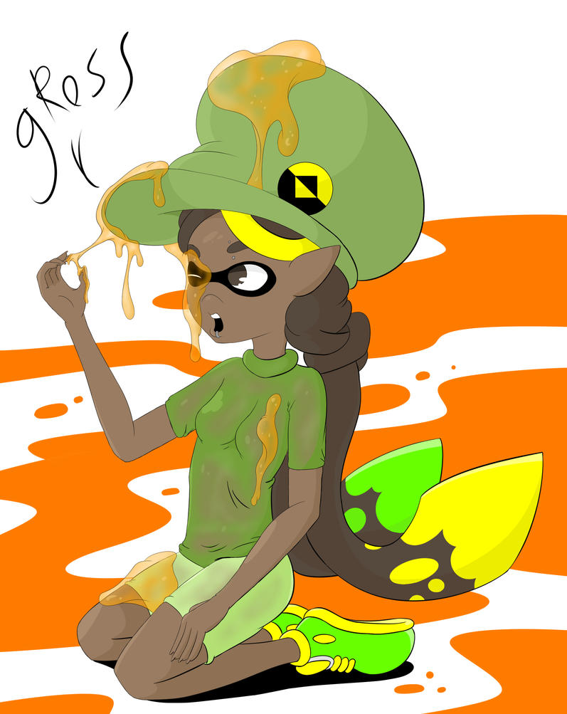 Woolie The Inkling by indonesianbob67
