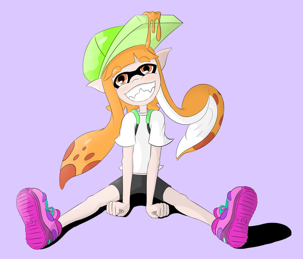 Inkling by indonesianbob67