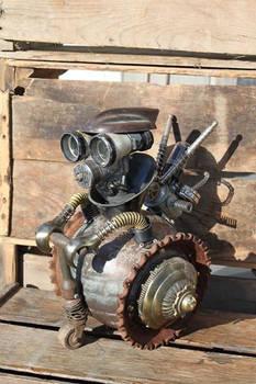 Junkbot By Dave Britton