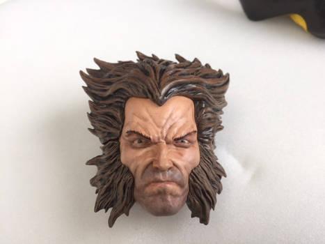 Wolverine paint job