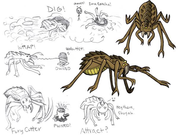 Pubg By Sodano On Deviantart: Spider Pokemon By Qwerty1198 On DeviantArt