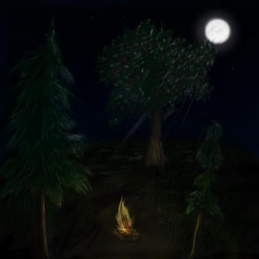 Campfire by TexotliKauayotl