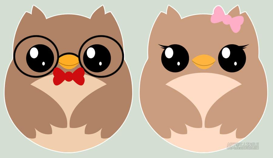 Girly Girl Owl Wallpapers