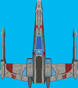 Incom X Wing By Finalaffliction On Deviantart